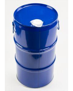 Enghals-Kombinations-Behälter 60 Liter Farbe: blau, mit 2 Fallgriffen