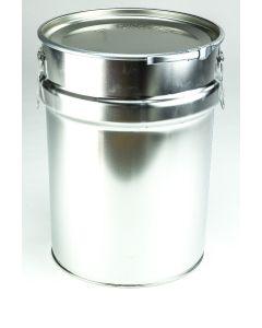 20 Liter UN Hobbock Weißblech,  blank