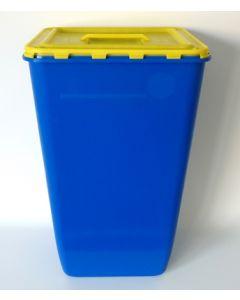 WIVA 60 Liter Behälter UN 1H2/Y25/S/... (ohne Deckel)