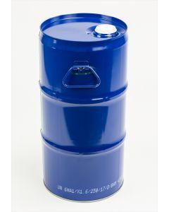 Enghals-Kombinations-Behälter 30 Liter außen lackiert, Farbe: blau