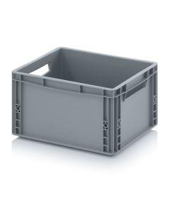 Kunststoff-Eurobehälter,  Abmessung 400 x 300 x 220 mm