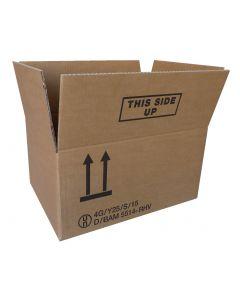 Gefahrgutkarton 390 x 285 x 190 mm UN 4G Zulassung