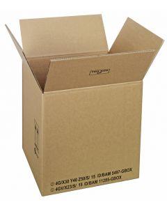 Gefahrgutkarton 400 x 360 x 400 mm, UN 4G + UN 4GV Zulassung