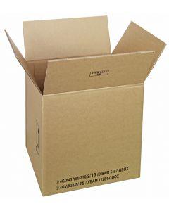 Gefahrgutkarton 430 x 380 x 420 mm UN 4G + UN 4GV Zulassung