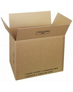 Gefahrgutkarton 570 x 370 x 430 mm UN 4G + UN 4GV Zulassung