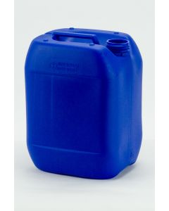 Kanister 10 Liter aus Kunststoff Typ EST, UN X Zulassung, blau (ohne Verschluss)