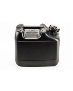 Kanister 10 Liter aus Kunststoff, leitfähig Typ G100 UN/ 780 g/ schwarz