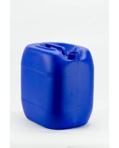 Kanister 30 Liter aus Kunststoff Typ EST, UN X Zulassung, blau (ohne Verschluss)