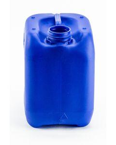 Kanister 5 Liter aus Kunststoff Typ EST, UN X Zulassung, blau (ohne Verschluss)