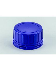 Originalitätsverschluss DIN 60 WH, blau für UN-Flaschen