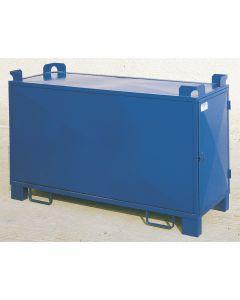 Container für Leuchtstoffröhren
