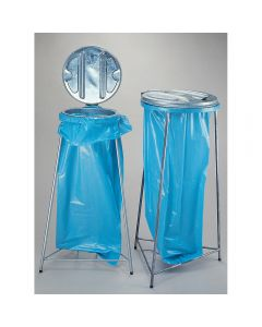Ständer für Säcke mit Metalldeckel 110 l