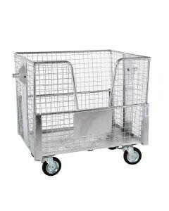 Fahrbare Gitterbox