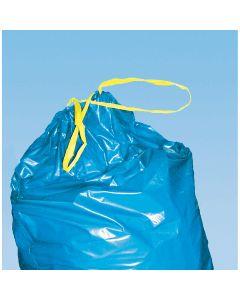 PE - Müllbeutel, blau