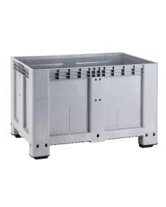 Kunststoffbox ohne Deckel, Volumen: 525 Liter