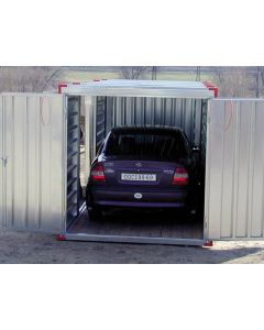 Mobile Garage 5000 x 2200 x 2200 mm