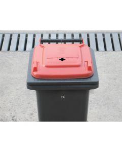 Kunststoffsammelbehälter 120 l für Batterien