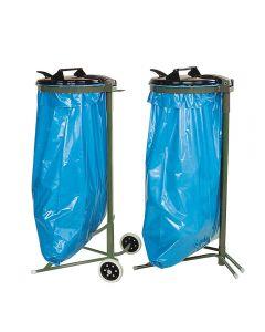 Ständer für Säcke mit Kunststoffdeckel 120 l
