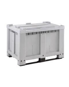 Kunststoffbox 500 l für Batterien ohne Deckel