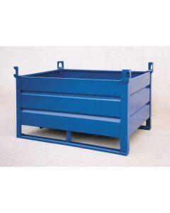 Materialbox aus Stahlblech