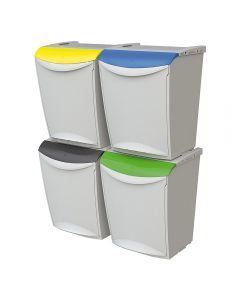 Abfallbehälter aus Kunststoff 25 l