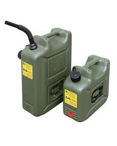 ARMY Kanister 10 l aus Kunststoff