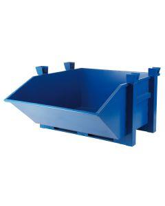 Kippcontainer aus Stahlblech 1500 l