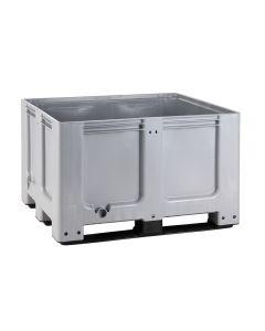 Kunststoffbox ohne Deckel, Volumen: 610 Liter
