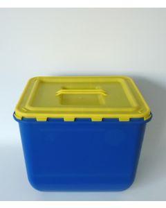 WIVA 30 Liter Behälter UN 1H2/Y15/S/... (ohne Deckel)