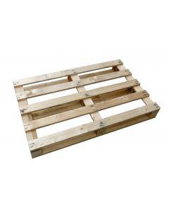 Einweg-Holzpalette 760 x 1190 mm mit IPCC-Standard