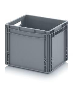 Kunststoff-Eurobehälter,  Abmessung 400 x 300 x 320 mm