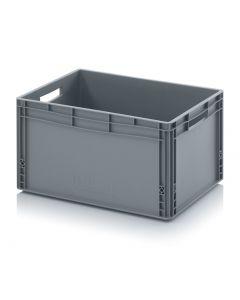 Kunststoff-Eurobehälter,  Abmessung 600 x 400 x 320 mm