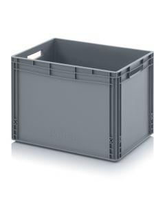 Kunststoff-Eurobehälter,  Abmessung 600 x 400 x 420 mm