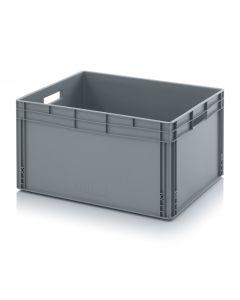 Kunststoff-Eurobehälter,  Abmessung 800 x 600 x 420 mm