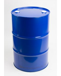 Kombi-Sickenspundfass 205 Liter Farbe: blau RAL 5010