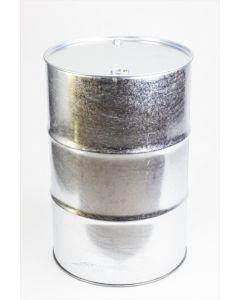 Sickenspundfass 216,5 Liter aus Stahlblech innen und außen verzinkt