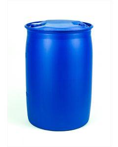 Spundlochfass 120 l aus Kunststoff (L-Ring) Farbe : blau