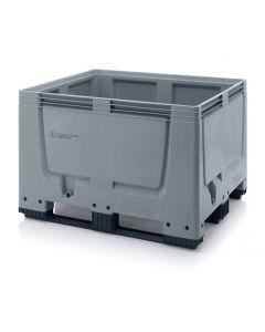 Gefahrgutpaloxe aus Kunststoff HD-PE, Volumen: 670 Liter